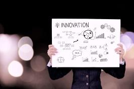 Innovation sign